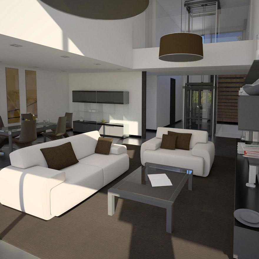 Diseno de interiores en madrid dise os arquitect nicos for Escuela de diseno de interiores madrid